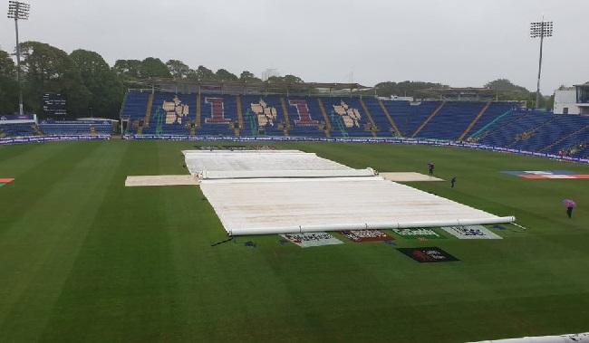 Bangladesh-Pakistan warm-up match: Toss delayed by rain