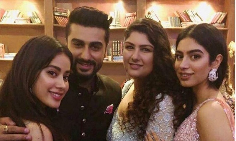 Arjun talks about sisters Janhvi, Khushi, says he did it for his dad