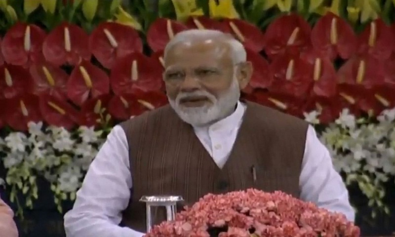 Indian PM Narendra Modi calls for removing fear among minorities