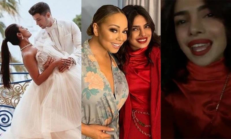 Priyanka Chopra, Nick Jonas celebrate first date anniversary apart