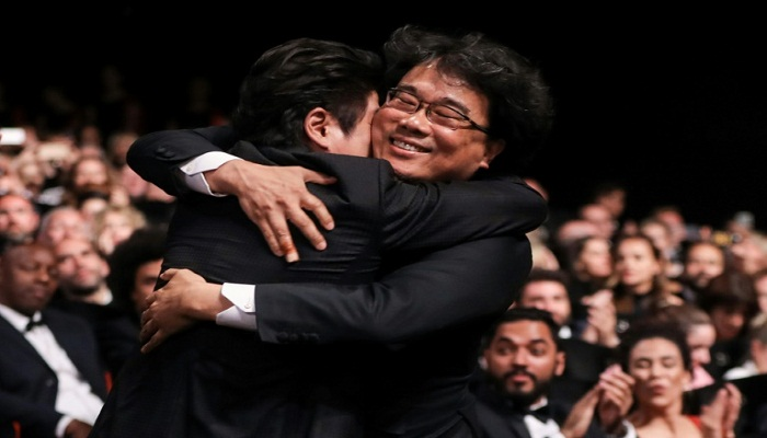 'Parasite', South Korean comedy wins Cannes gold