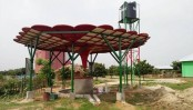 Solar-powered dug wells bring hope of water in drought-prone Naogaon