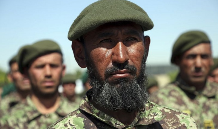 Officials: Taliban attacks kill 10 Afghan troops, 4 police