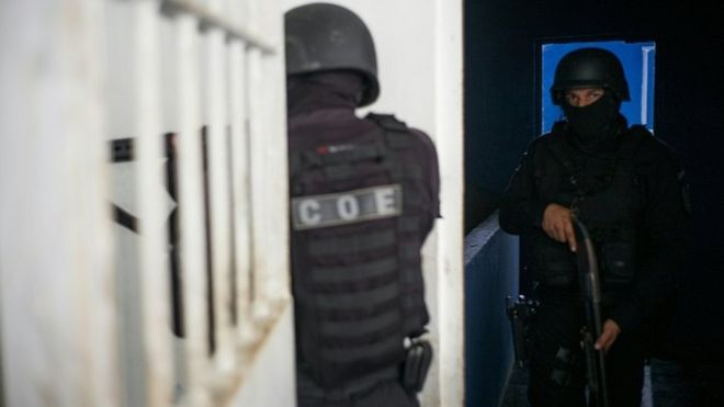 Fighting between inmates at Brazil prison kills 15