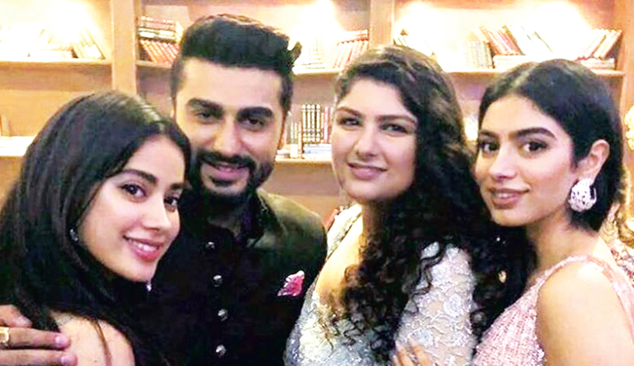 Arjun talks about sisters Janhvi, Khushi; says he did it for his dad