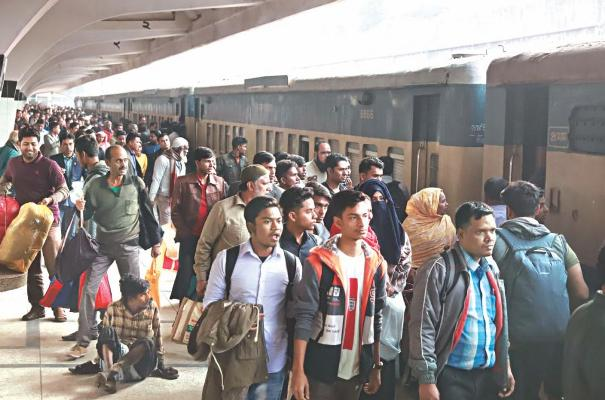 Railway to start sale of return tickets Wednesday