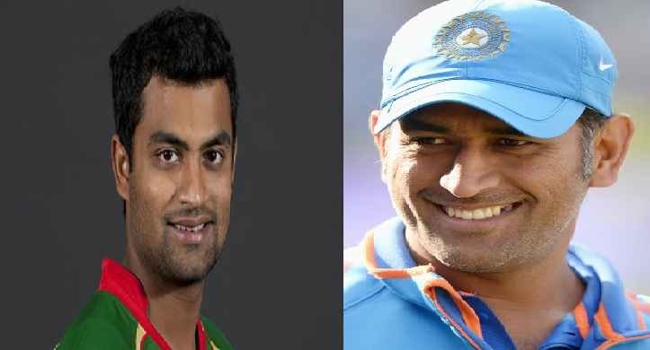 Tamim picks MS Dhoni as the skipper in his all-time World Cup XI