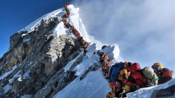 Overcrowding not 'sole reason' for Everest deaths: Nepal