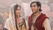 Aladdin casts box office spell