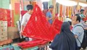 Jamdani makers go into Eid overdrive