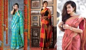Get Chic With Cotton Saris