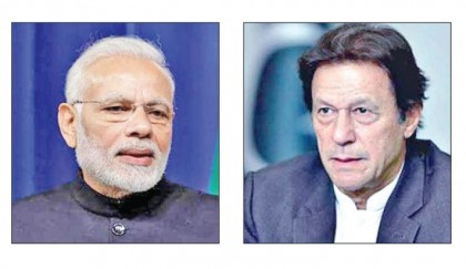 Modi, Imran speak for 1st time since  air strikes