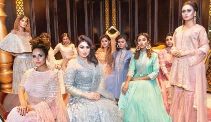 Lustrous Eid Fashion