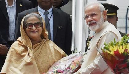 PM Hasina plans 12-hour stopover in New Delhi on June 8