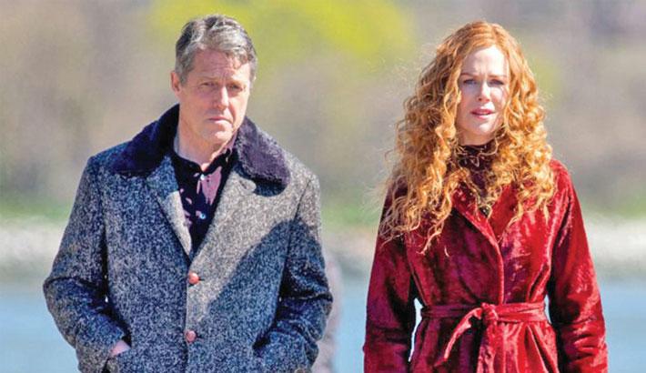 Nicole Kidman, Hugh not allowed to shoot film