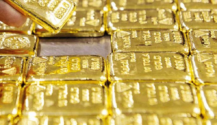 2 held with 20 gold bars at Dhaka airport