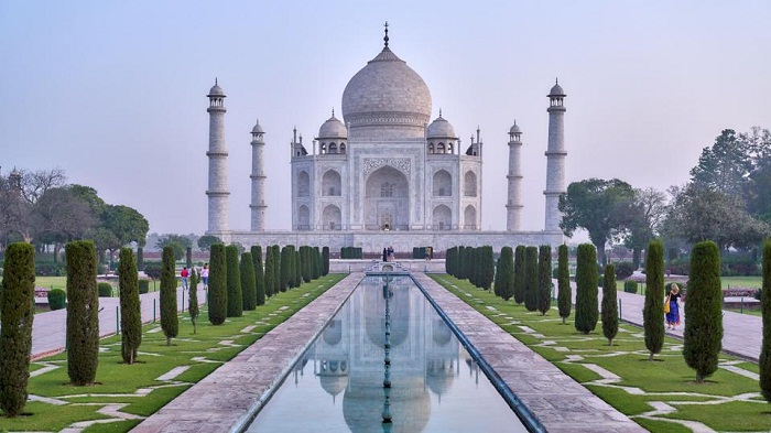Taj Mahal becomes first Indian monument with breastfeeding room