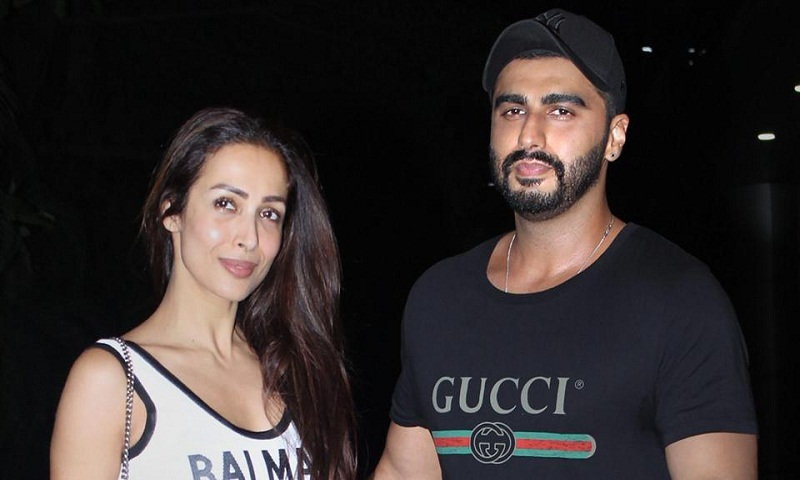 Arjun Kapoor on why he confirmed relationship with Malaika now