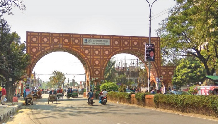 DU to restrict heavy vehicles on campus