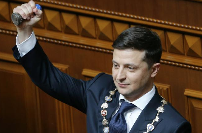 President not an icon, do not hang my photo in offices: Ukraine president