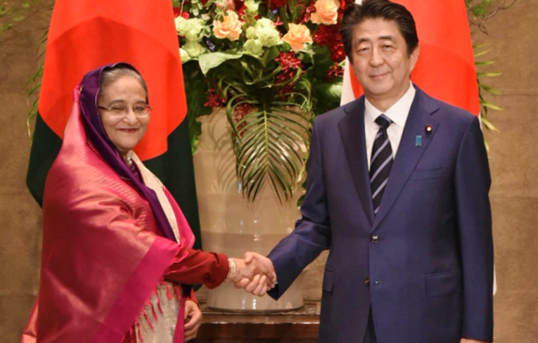Dhaka signs US$ 2.5bn ODA deal with Tokyo