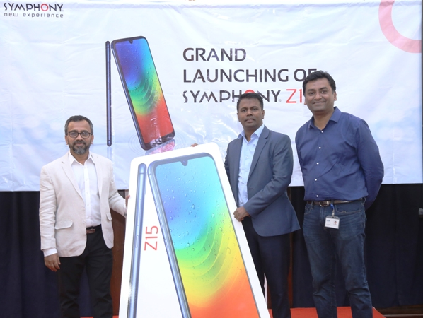 Symphony brings new flagship phone!