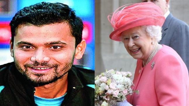 Tigers' skipper Mashrafe to meet Queen Elizabeth II today