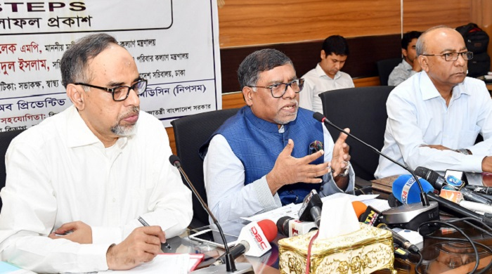 97pc people at risk of non-communicable diseases: survey