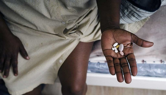 Half of HIV patients are women, most research subjects are men