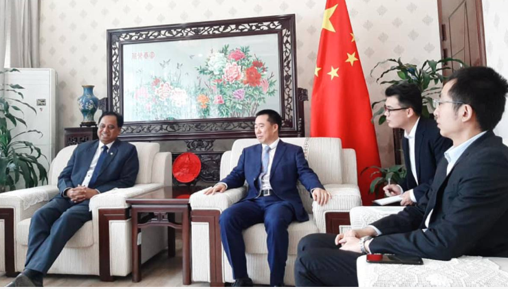 China donates US$ 100,000 to help Cyclone Fani-affected people