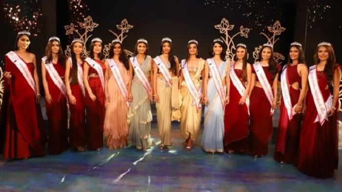 Why do all the Miss India finalists 'look the same'?