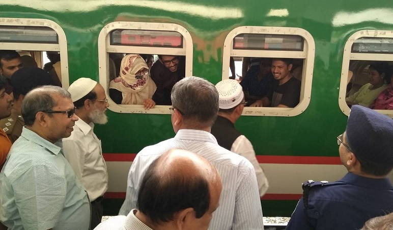 Eid holidaymakers suffer as trains fail to maintain schedules