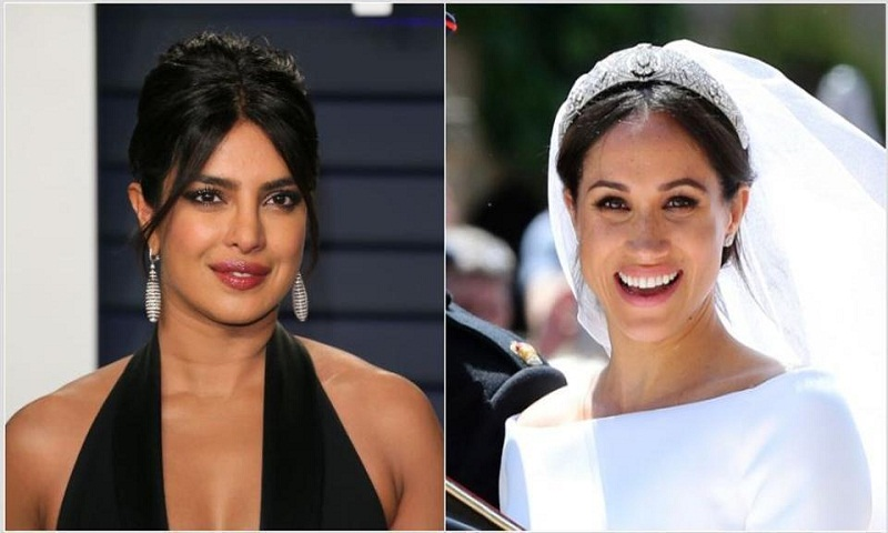 Priyanka Chopra met Meghan Markle and her son, gifted him a silver bubble blower