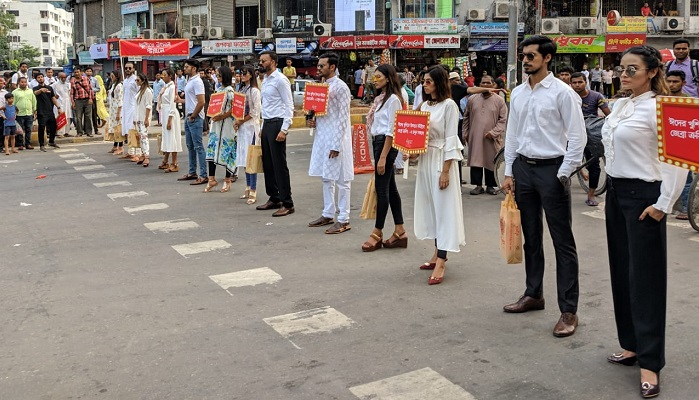 Apex launches 'Street Fashion Show' in Bangladesh