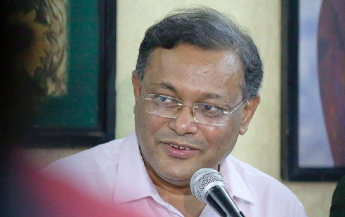 Bangladesh now a food-surplus country: Information Minister