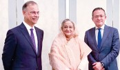 Summit, Mitsubishi appraise  PM on progress of $3bn  investment in Bangladesh