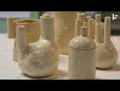 This designer is making ceramic wares with human urine
