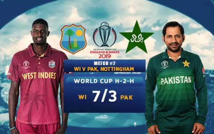 Downtrodden Pakistan to face Windies Today in WC