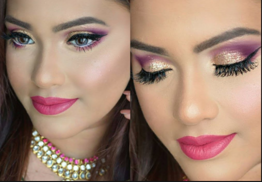 Eid Morning make-up: Light but right (video)