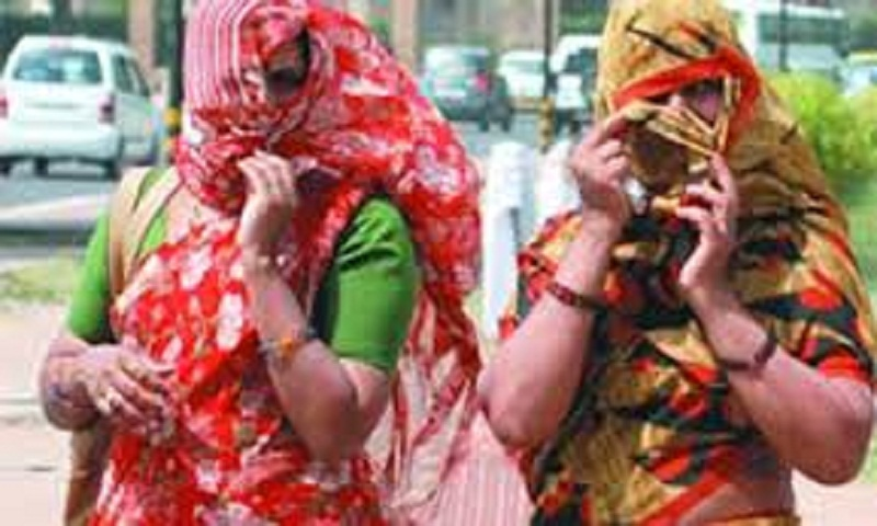 Heat wave spell to continue in Delhi