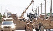 4 Afghans killed, four US troops injured in Kabul suicide blast