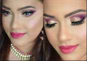 Eid Morning make-up: Light but right (video)