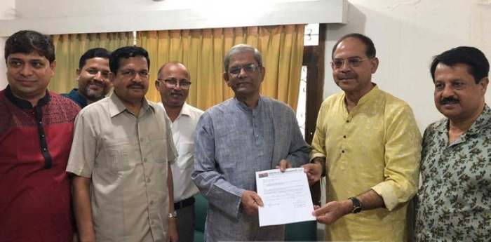 BNP nominates former MP Golam Mohammad Siraj to contest by-election to Bogura-6