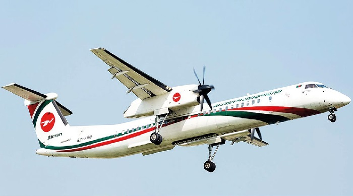 Biman cancels 2 flights, reschedules 3 others