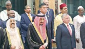 Makkah summit supports Palestinians, backs  Saudis in Iran standoff