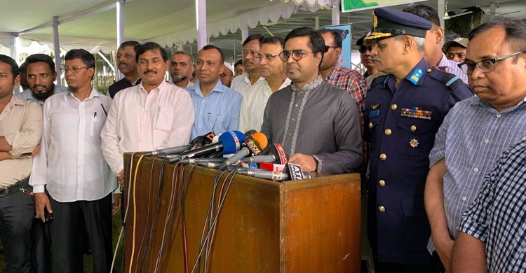 National Eidgah ready for Eid-ul-Fitr jamaat