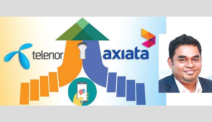 Assessing Telenor-Axiata bonding
