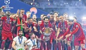 Salah, Origi fire Liverpool to sixth Champions League crown