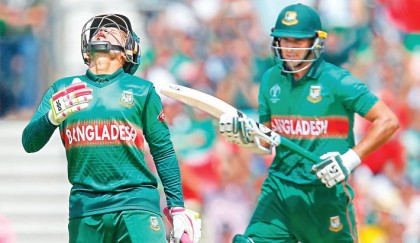 Tigers hand Proteas a cricket lesson