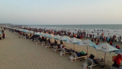 Cox's Bazar buzzing with revellers during extended Eid holidays